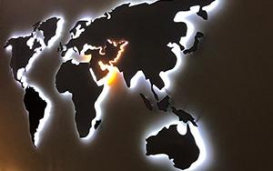 تابلو نقش جهان